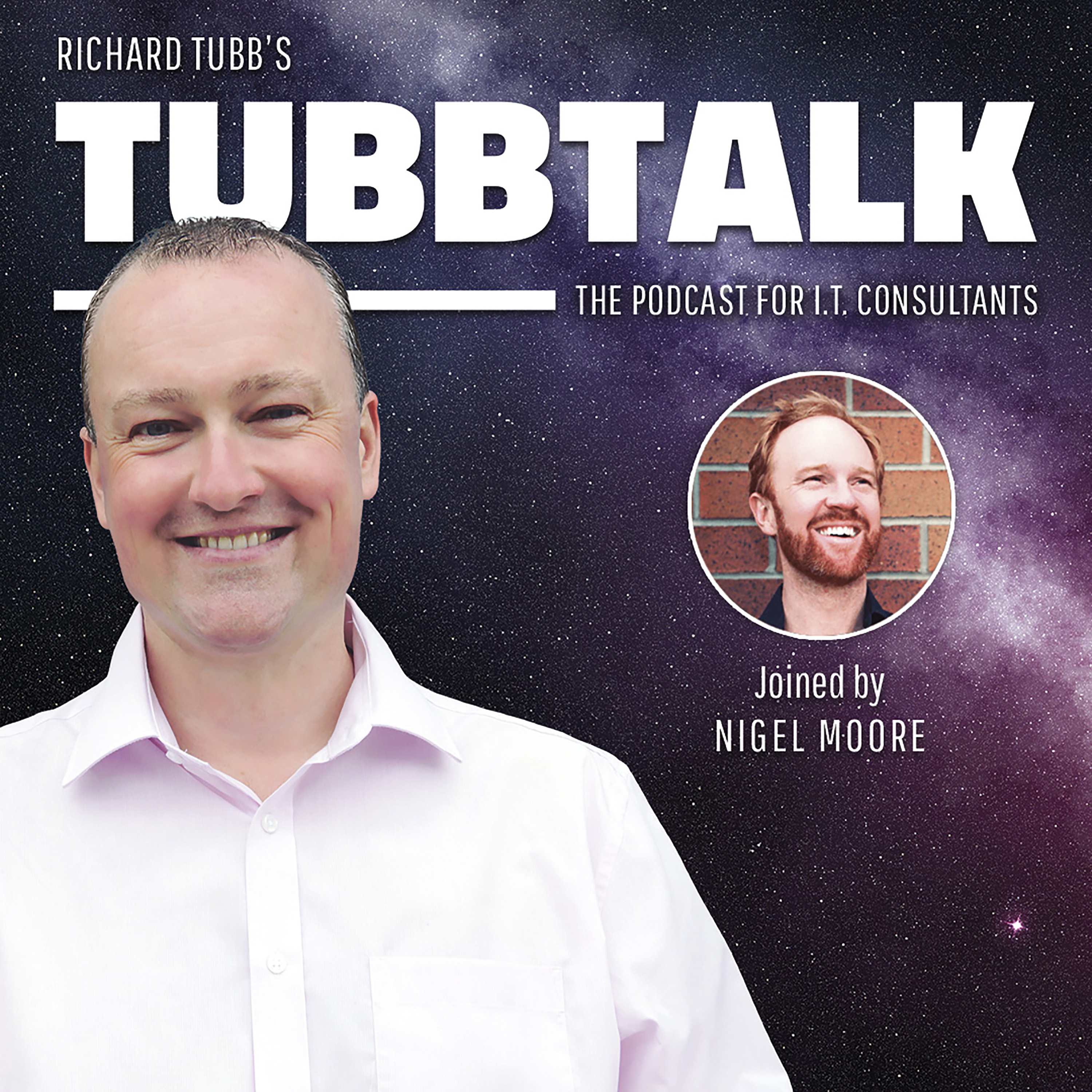 Artwork for podcast TubbTalk - The Podcast for IT Consultants