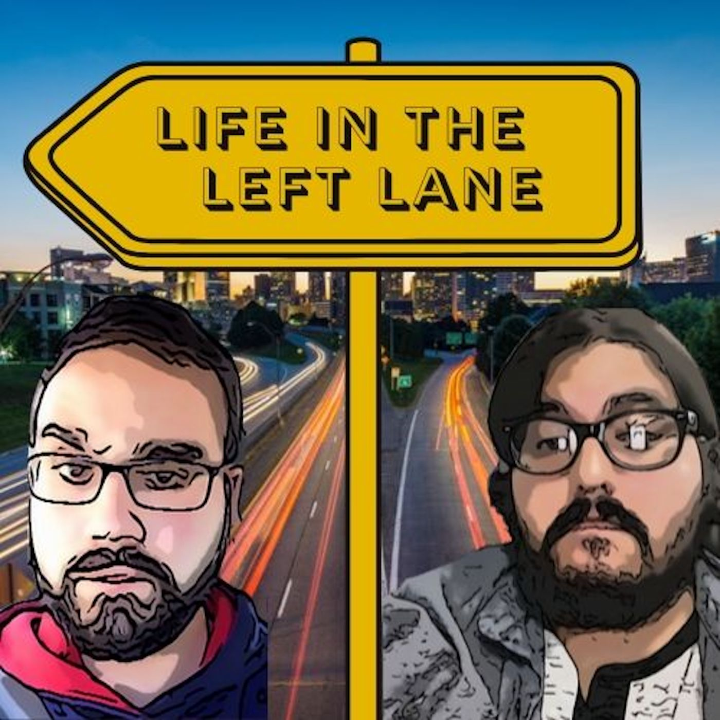 Show artwork for Life in the Left Lane Podcast